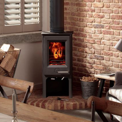 Firewren Tall 4kw Eco